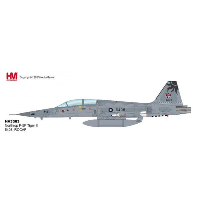 Hobby Master 1:72 F-5F Tiger II 5408, ROCAF
