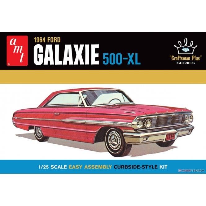 AMT 1:25 1964 Ford Galaxie Craftsman Plus Series Car Model Kit