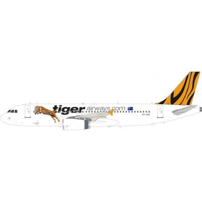 InFlight 200 Airbus A320-232 TigerAir Reg - VH-VNC - 1:200 Scale