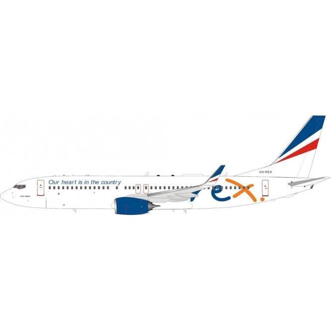 InFlight 200 Boeing 737-800 REX Regional Express Reg - VH-REX - 1:200 Scale