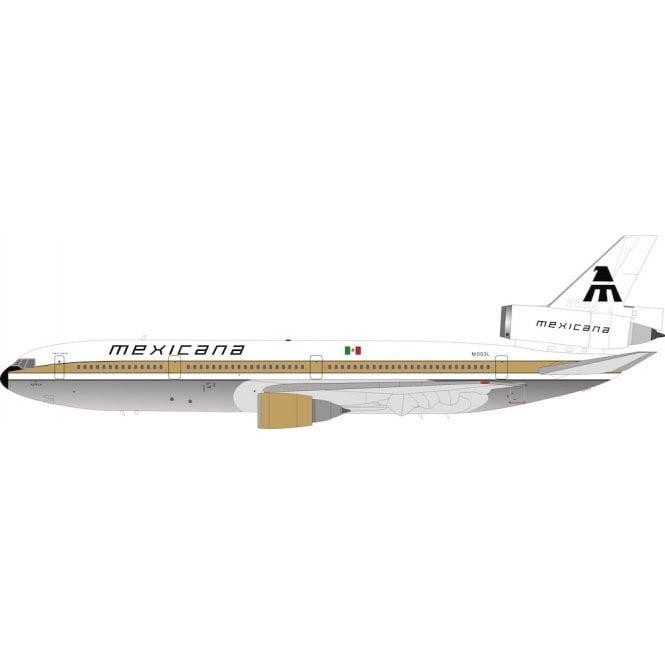 InFlight 200 Mcdonnell Douglas DC10-15 Mexicana - Reg N1003L - 1:200 Scale