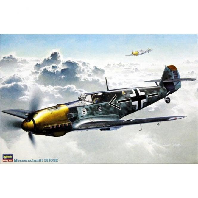 Hasegawa 1:32 Messerschmitt Bf109E Aircraft Model Kit