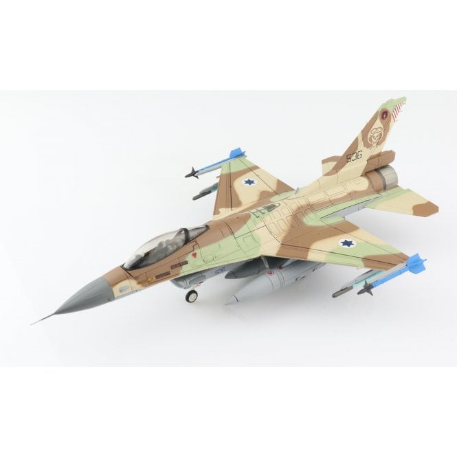 """Hobby Master 1:72 F-16C Barak """"Exercise Blue Wings 2020"""" No.536, 101 Squadron, IAF, West Germany,  17th August 2020"""