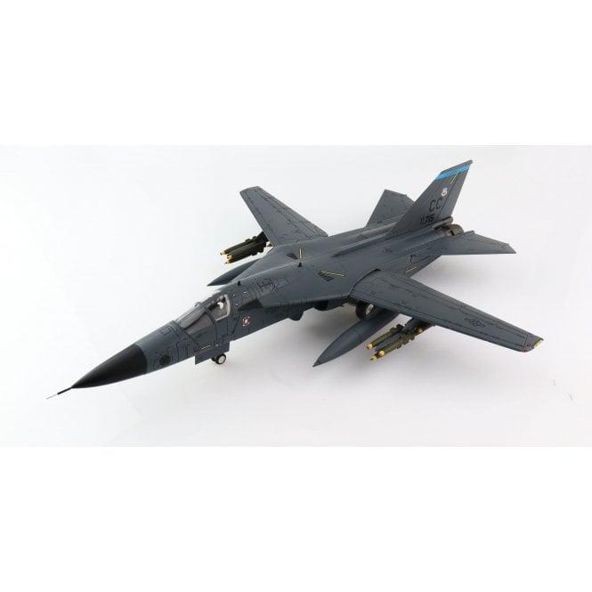 "Hobby Master 1:72 F-111F Aardvark ""Central Enterprise 95"" 73-0715, 523rd TFS ""Crusaders"", RAF Fairford, 1995"