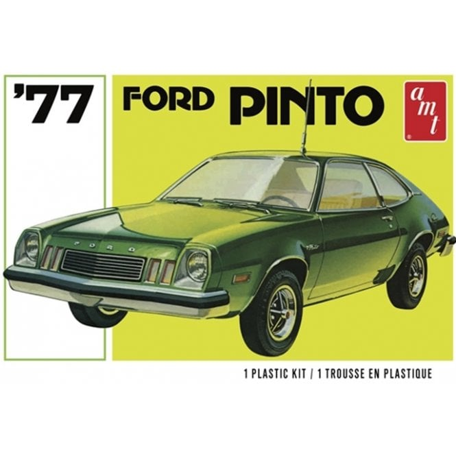 AMT 1:25 1977 Ford Pinto Model Kit