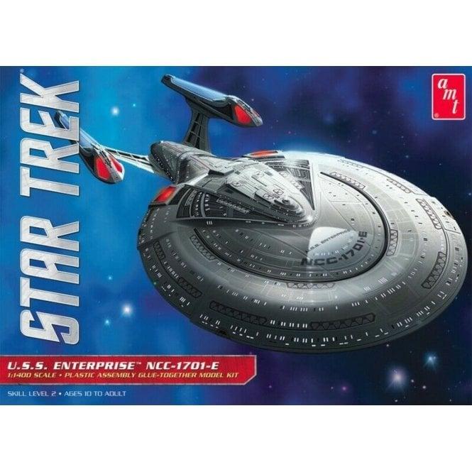AMT 1:1400 Star Trek USS Enterprise NCC-1701-E Model Kit