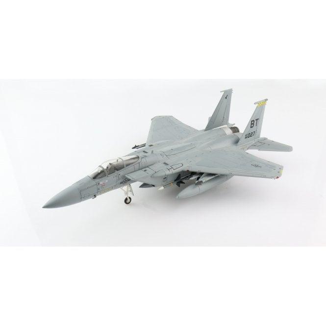 "Hobby Master 1:72 F-15C Eagle 84-0027, 53rd FS, Bitburg AB, Germany, May 1992 ""Operation Desert Storm"""