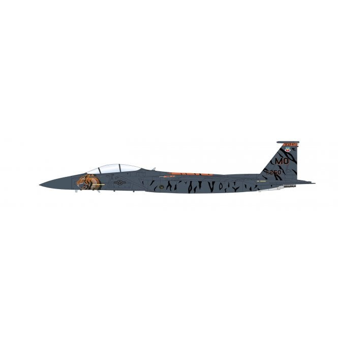 "Hobby Master 1:72 F-15E Strike Eagle ""Tiger Meet of Americas 2005"""