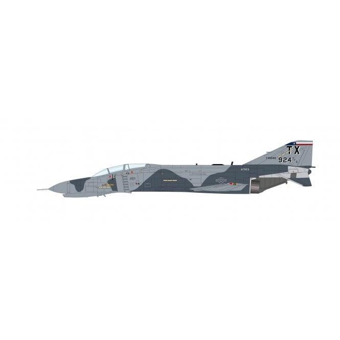"Hobby Master 1:72 F-4E Phantom ""Gunsmoke '89 Competition"" 74-1040 ""TX"", 704 TFS, Nellis AB, 1989"