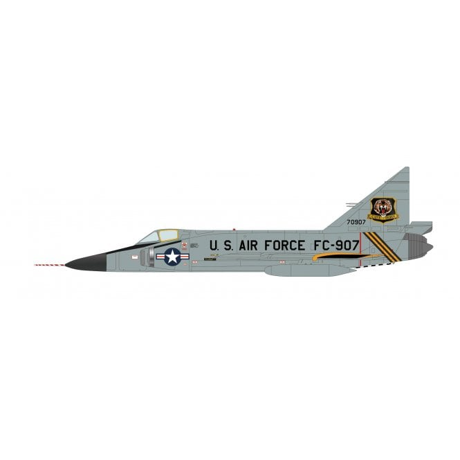 Hobby Master 1:72 F-102A Delta Dagger 70907, 460th FIS, 337th FG, Portland IAP, 1962