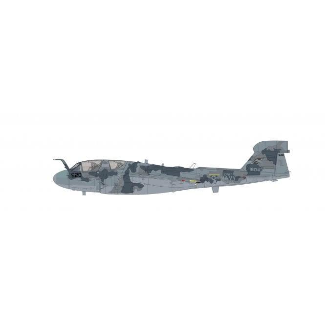 "Hobby Master 1:72 EA-6B Prowler 160437, VAQ-142, Bagram Airfield, Afghanistan ""Operation Iraqi Freedom"" ( No Shark Mouth)"