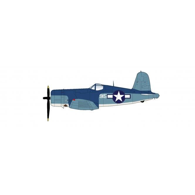 "Hobby Master 1:48 F4U-1A Corsair  915, VMF-214 ""Black Sheep"", Jan 3rd, 1944 ""Major Greg Boyington's last mission"""