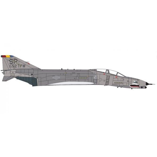Air Commander 1:72 F-4G Wild Weasel V USAF 52nd TFW, 81st TFS, #69-7582, Incirlik AB, Turkey, Operation Desert Storm, 1991