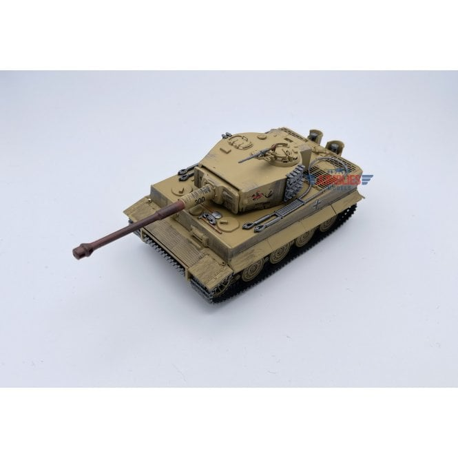 Corgi 1:50 Panzerkampfwagen VI Tiger Ausf E (Late production), Turret Number 'Black 300', sPzAbt. 505, Eastern Front, Summer 1944