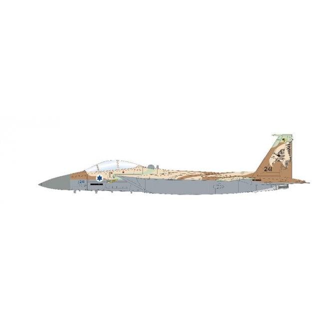 Hobby Master 1:72 F-15I Ra'am  No.241, The Hammer Squadron, Israeli Air Force, 2010s