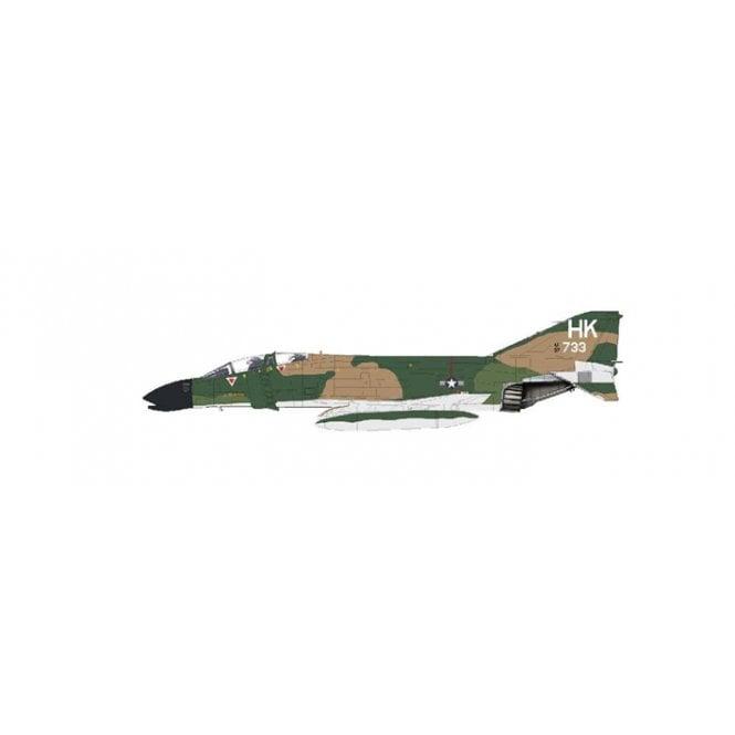 Hobby Master 1:72 F-4D Phantom II 66-7733, 480th TFS, USAF, Phu Cat AB, 1969 (with 12 x Mk.82 bombs on underwings)