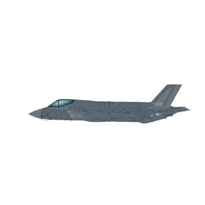 Hobby Master 1:72 F-35A Lightning II 18-001, ROKAF, 2018