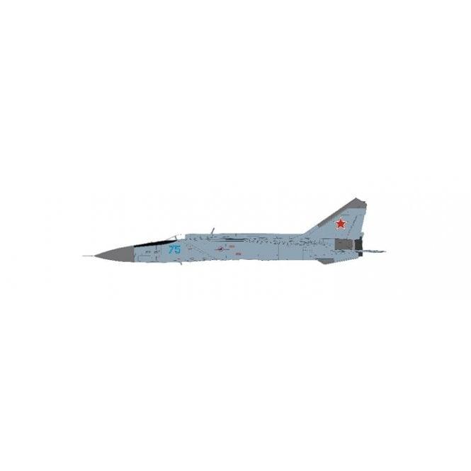 Hobby Master 1:72 MIG-25PD Foxbat Blue 75, Soviet Air Force, 1979