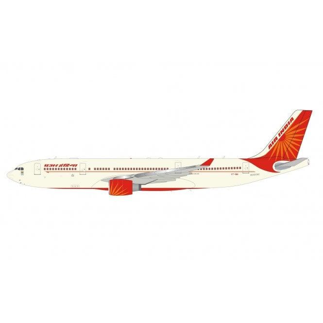 InFlight 200 Airbus A330-200 Air India Reg - VT-IWA - 1:200 Scale
