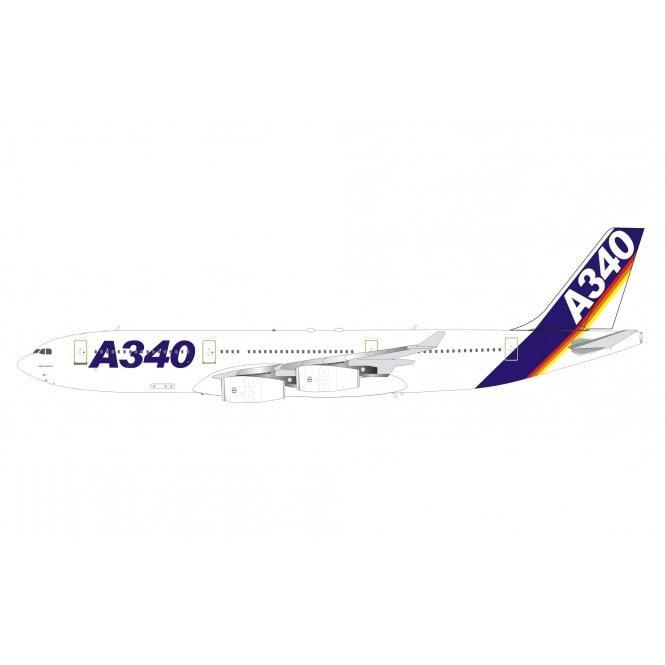 InFlight 200 A340-200 Airbus House Reg - F-WWBA - 1:200 Scale