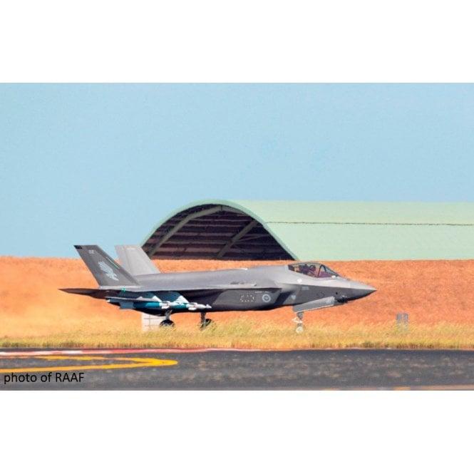 "Hobby Master 1:72 F-35A Lightning II A35-022, RAAF 3 Sqn., ""Exercise Arnhem Thunder 21"""