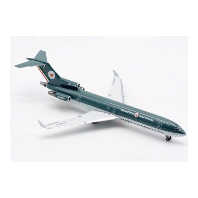 InFlight 200 Boeing B727-264/ADV Guardia Nacional Mexico - Reg - XC-MPF - 1:200 Scale