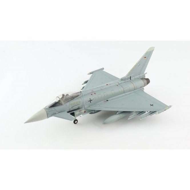 "Hobby Master 1:72 Eurofighter Typhoon EF-2000 31+17, TaktLwG 31 ""Boelcke"", Luftwaffe, 2019"