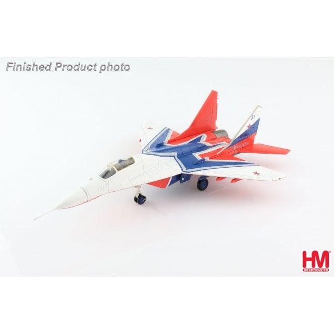 Hobby Master 1:72 MIG-29 Strizhi Aerobatic Team No 31, Russian Air Force, 2019