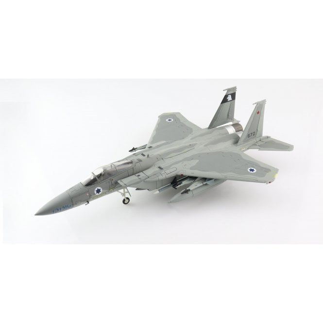 "Hobby Master 1:72 F-15A Baz ""first MIG-25 killer"" 672, No. 133 Squadron, Israeli Air Force, Feb 13, 1981"