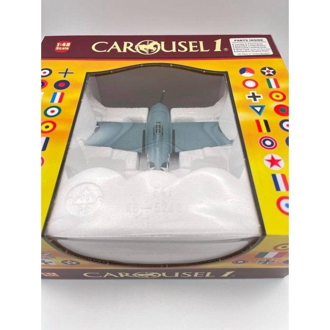 Carousel - 1:48 F-4F-4 USMC VMF-121 Capt. Joe Foss, Henderson Air Field, Guadacanal