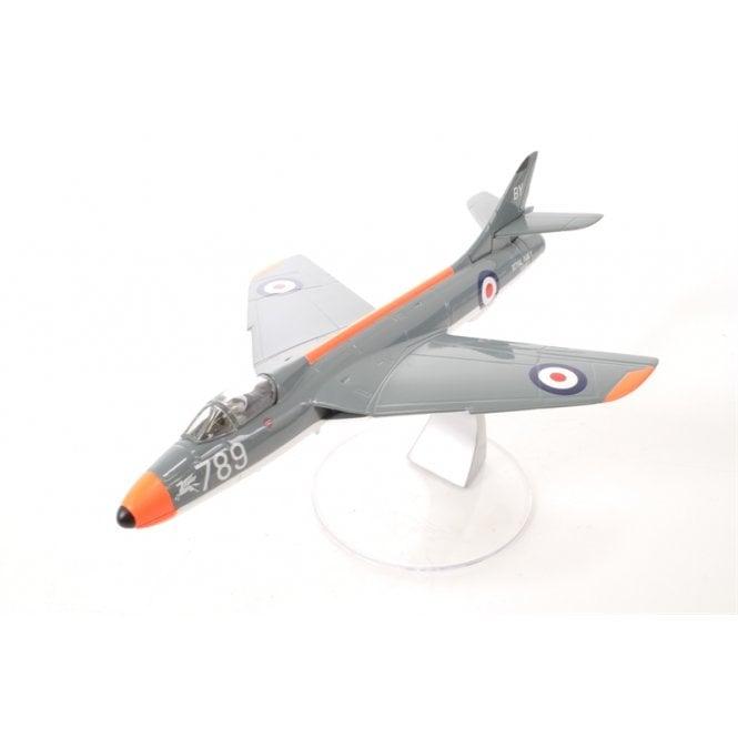Corgi 1:72 Hawker Hunter GA.11, No. 738 Sqn., ' Rough Diamonds ' Aerobatic Team, Royal Navy, Brawdy 1967-69