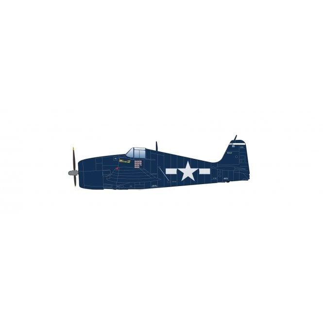 "Hobby Master 1:32 Grumman F6F-5 ""Minis II"" Commander Air Group 15, USS Essex (CV-9), 1944"