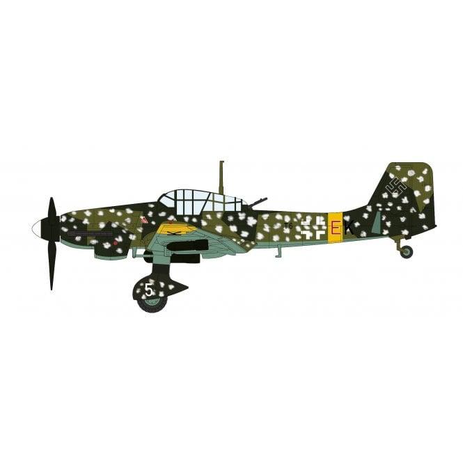 "Hobby Master 1:72 Junkers Ju 87D-3""Stuka"" T6+EK, Eastern Front, WWII"