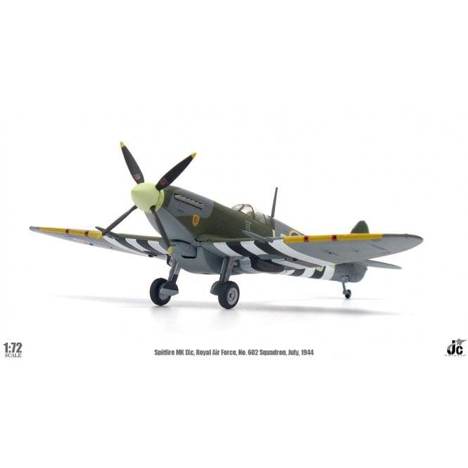 JC Wings 1:72 Spitfire Mk.IXC, Pierre Closterman, RAF No. 602 Sqn. July 1944