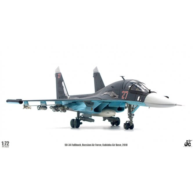 JC Wings 1:72 Sukhoi Su-34 Fullback Russian Air Force, Kheimim Air Base, Syria 2015