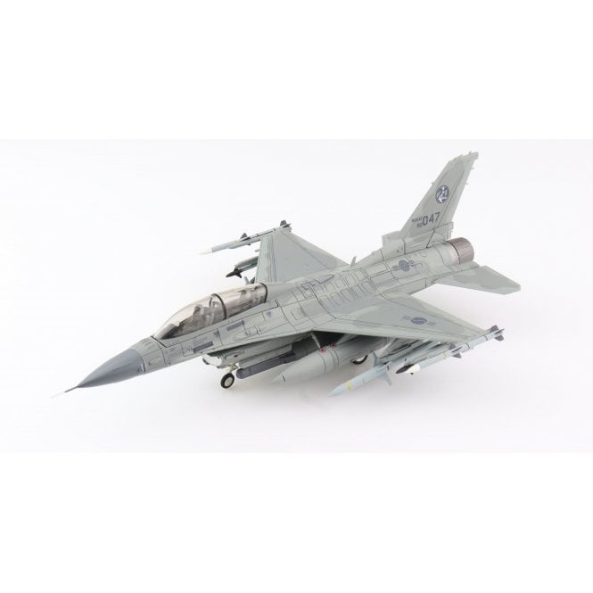 Hobby Master 1:72 KF-16D Fighting Falcon 92-047, 20th Fighter Wing, ROKAF, April 2020