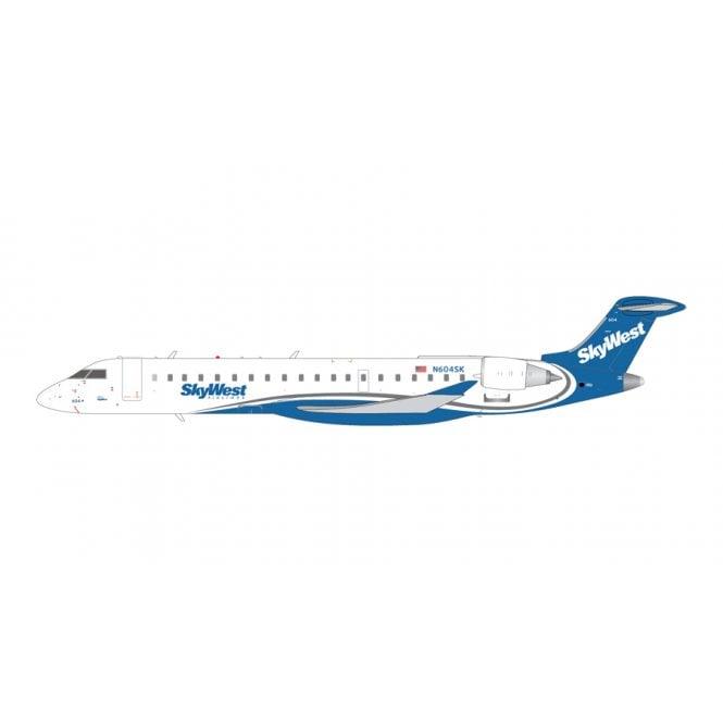 Gemini Jets 1:200 CRJ700 Skywest Airlines Reg - N604SK
