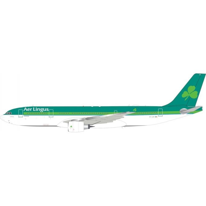 InFlight 200 Airbus A330-202 Aer Lingus Reg - EI-LAX - 1:200 Scale
