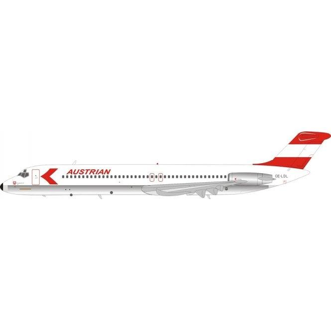InFlight 200 McDonnell Douglas DC-9-51 Austrian Airlines - Reg OE-LDL - 1:200 Scale