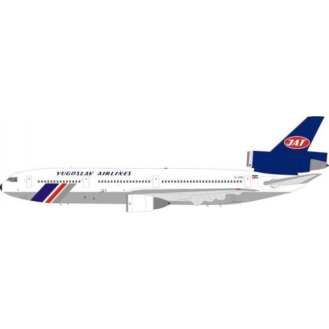 InFlight 200 McDonnell Douglas DC-10-30 JAT - Yugoslav Airlines - Reg YU-AMC - 1:200 Scale