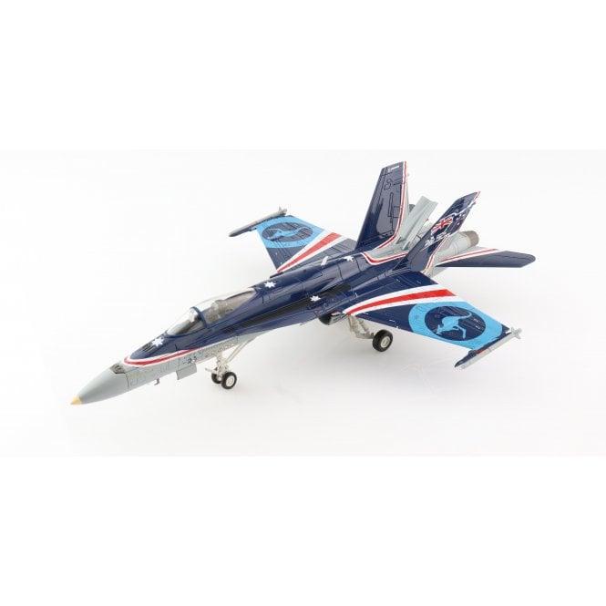 "Hobby Master 1:72 F/A-18A Hornet ""20 years F/A-18"" A21-26, RAAF, 2005"