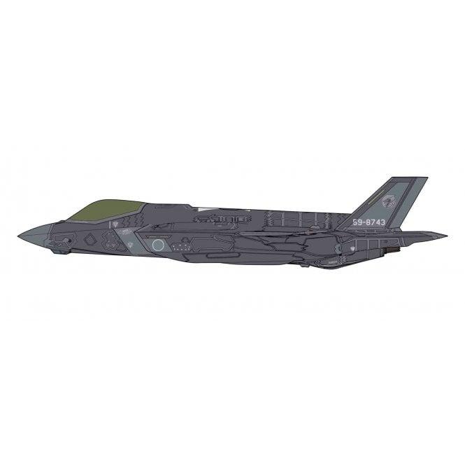 Hasegawa 1:72 F-35 Lightning II A Version J.A.S.D.F. 6th AW 2025 Aircraft Model Kit