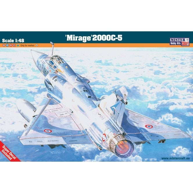 Mistercraft 1:48 Mirage 2000C-5 Aviation Kit