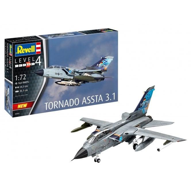 Revell 1:72 Tornado ASSTA 3.1 Aircraft Model Kit