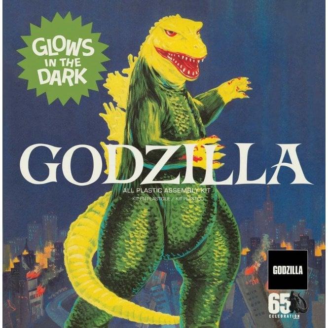 Atlantis Models 1:500 Godzilla King Of The Monster Model Kit