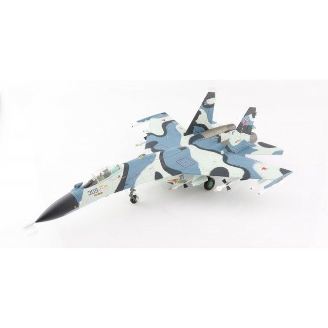 Hobby Master 1:72 Su-27SKM Blue 305, Airshow Paris, 2005