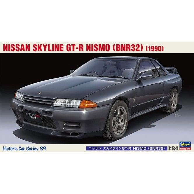 Hasegawa 1:24 Nissan Skyline GT-R Nismo (BNR32) Car Model Kit