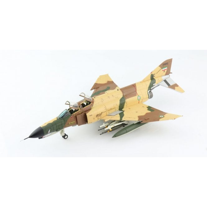 Hobby Master 1:72 F-4E Phantom II 3-6643, IRIAF, 2010