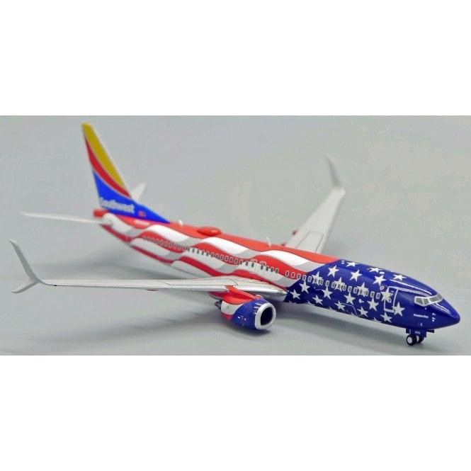 Gemini Jets 1:400 Boeing B737-800 Southwest ' Freedom One ' Reg - N500WR