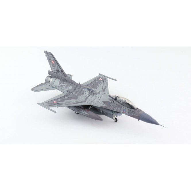 """Hobby Master 1:72 F-16C Raven """"100th Anniversary of Polish Air Force"""" 4047, 302nd FS, Polish Air Force, December 2019"""